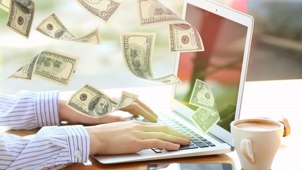 ربح المال من الانترنت ٩ طرق توصلك للحرية المالية